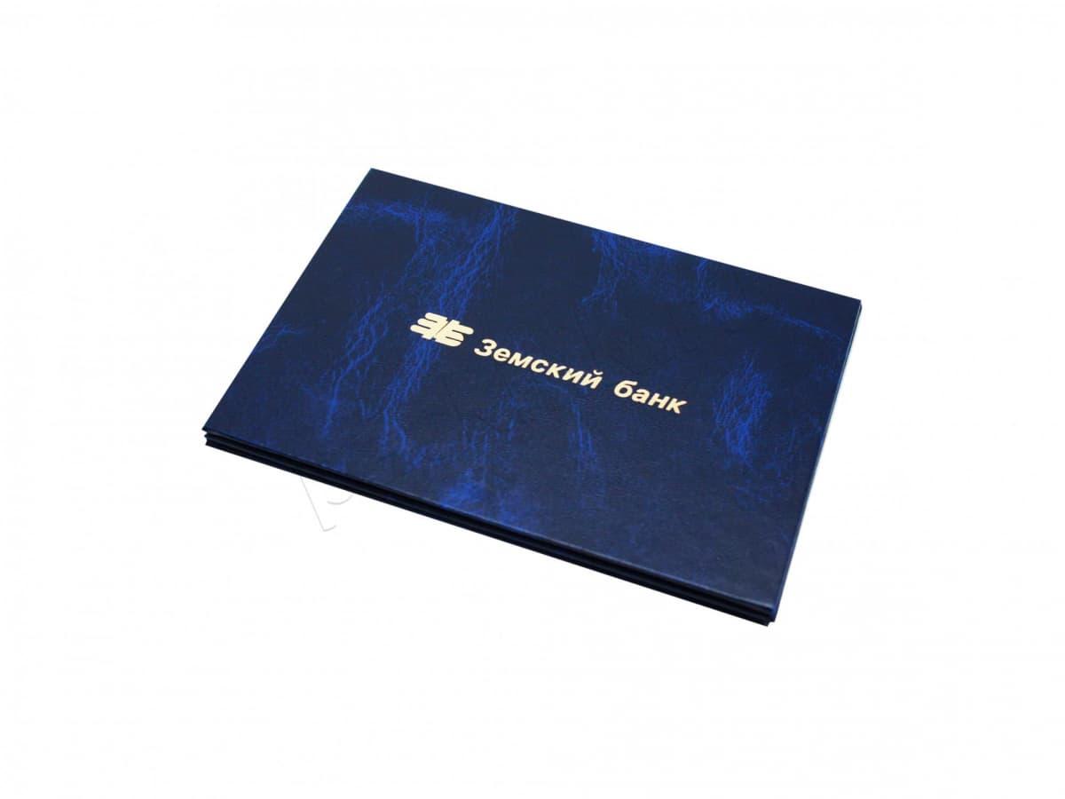 Упаковка для банковской карты