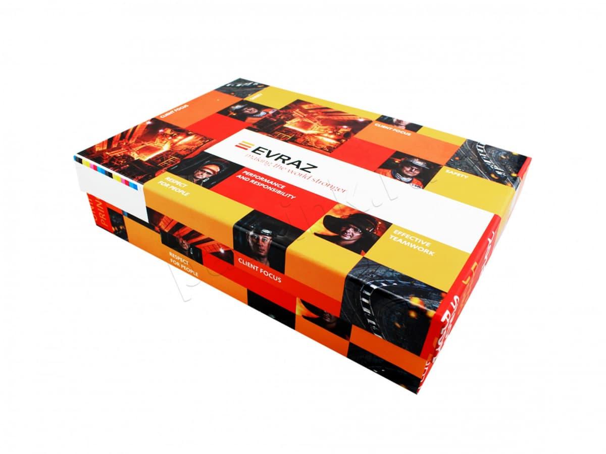 Коробка для корпоративных подарков