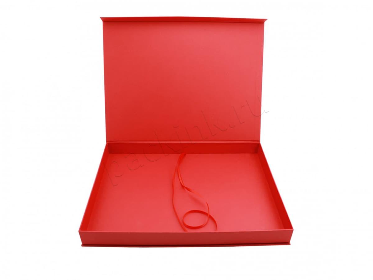 Подарочный комплект кашированных коробок на магните для книг