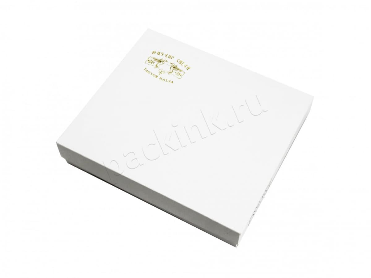 Картонная коробка для сладостей