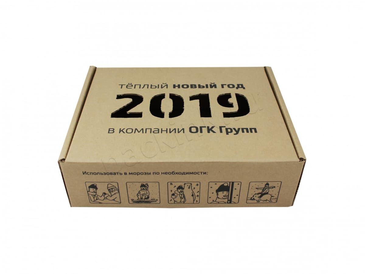 Упаковка для новогоднего набора