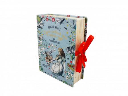 Коробка книжка