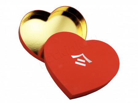 Подарочная упаковка сердце