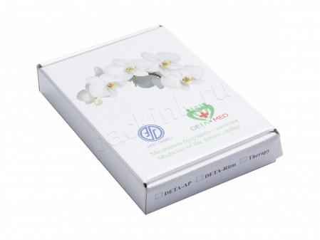 Самосборная коробка с логотипом
